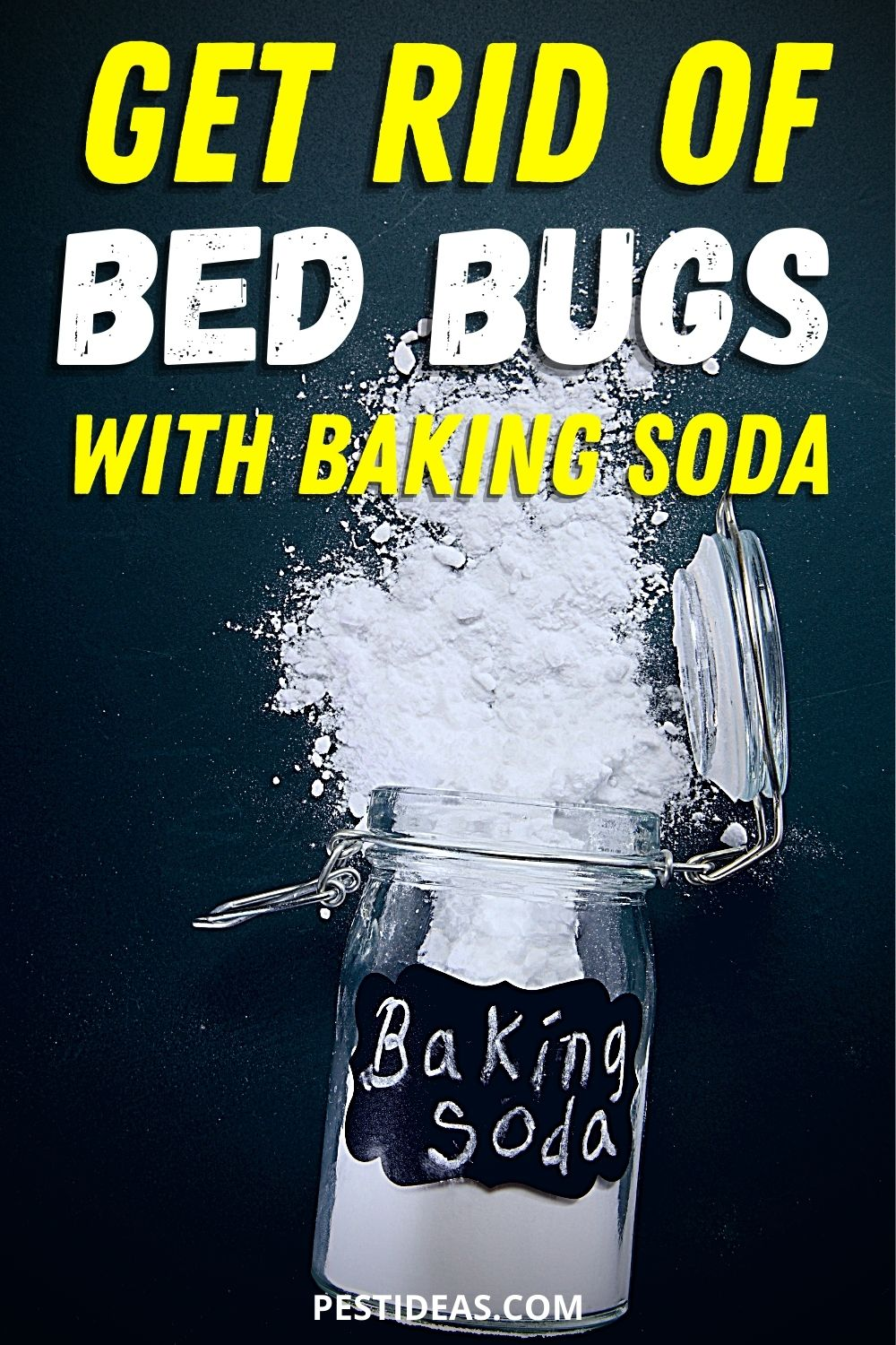 Get Rid of Bed Bugs With Baking Soda