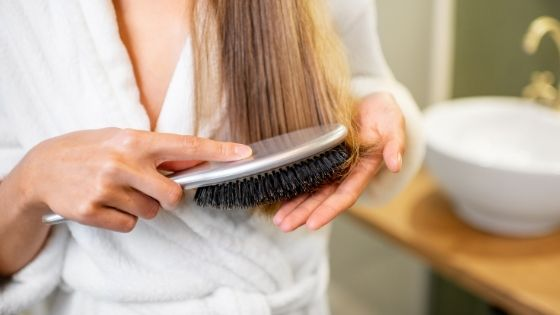 get rid of bed bugs in hair